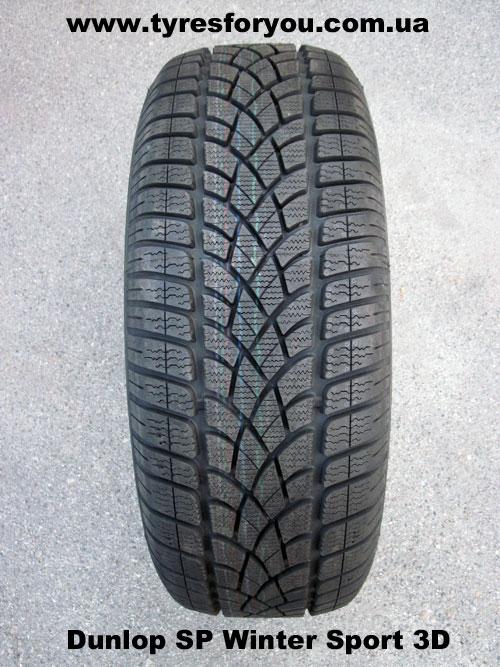 Dunlop Winter SPORT 3D 215/55 R17 98H